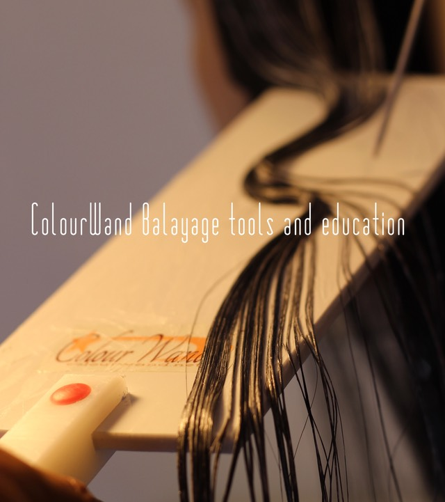 Balayage education