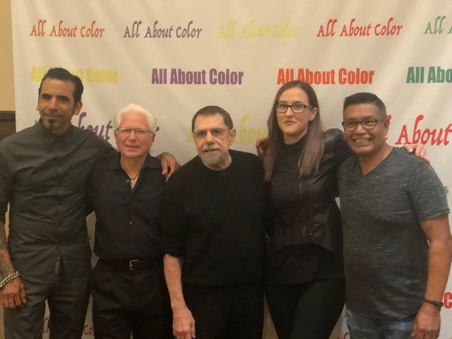 all about hair color with David velasco and tom despenza